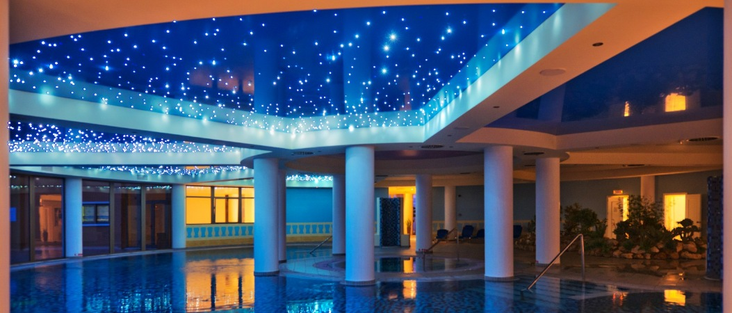 Indoor swimming pool luxus  La Marquise Hotel Rhodes | Luxury Spa Rhodes