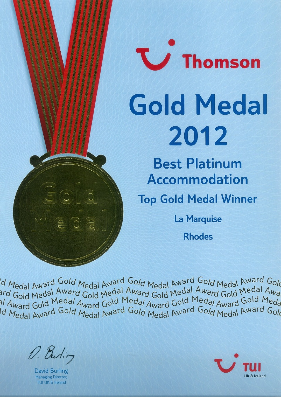 Thomson_Gold_Medal_2012